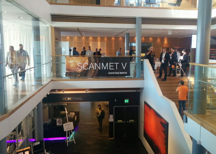 New doors opening for Sapotech after Scanmet V…