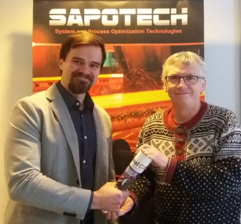 Hannu Suopajärvi appointed as the new sales director of Sapotech