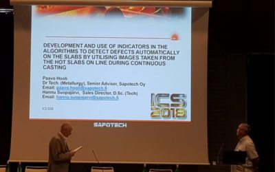 Success at ICS2018 in Italy!